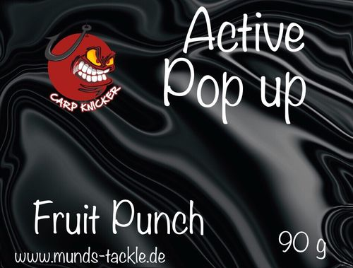 Activ Pop Up 15 mm/Dumbel mix Fruit Pounch (90g)