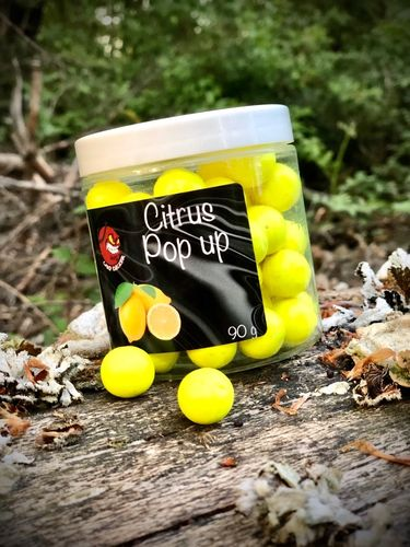Citrus Pop up 15 mm 90 g