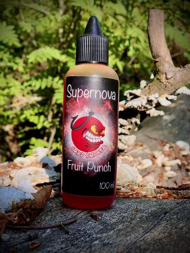 Supernova Fruit Punch Liquid